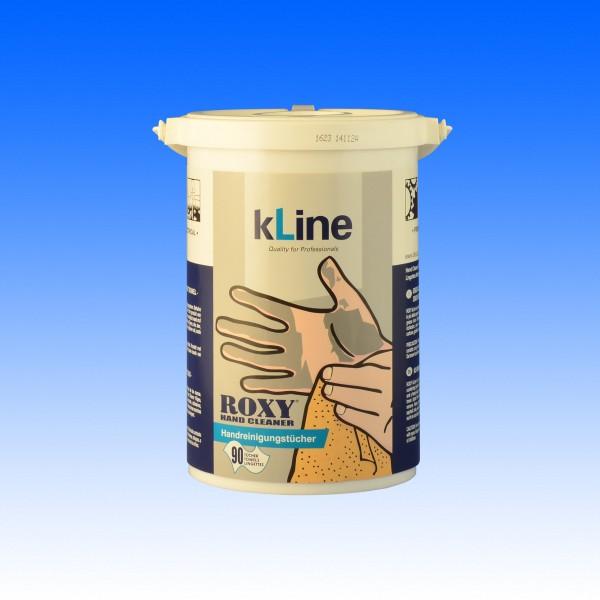 kLine Roxy 90 Handreinigungstücher