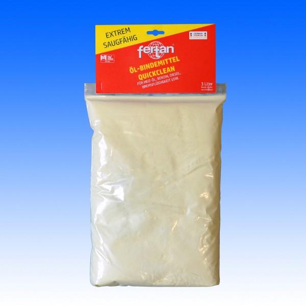 Quickclean Ölbinder Sack, 3 Liter