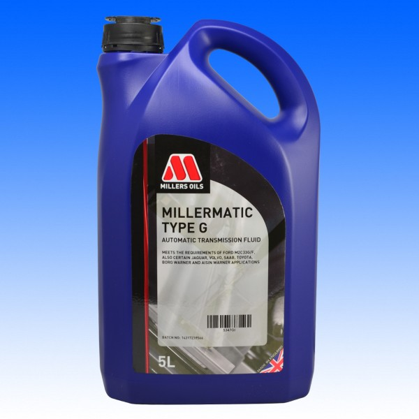 Millermatic ATF Type G, 5 Liter