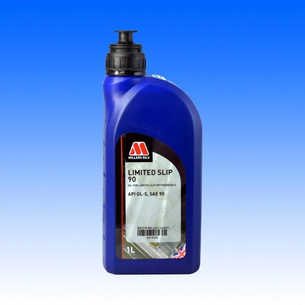 Millers Limited Slip 90 GL5, 1 Liter