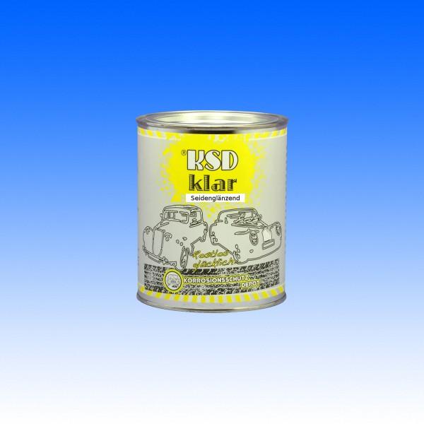 Klarlack KSDklar 2K-Lack Seidenglänzend, 1 Liter