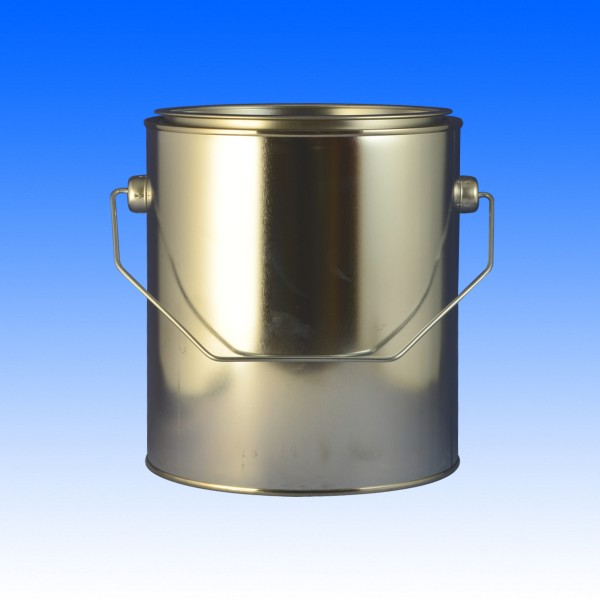 Patentdeckeleimer + Deckel, 3 Liter