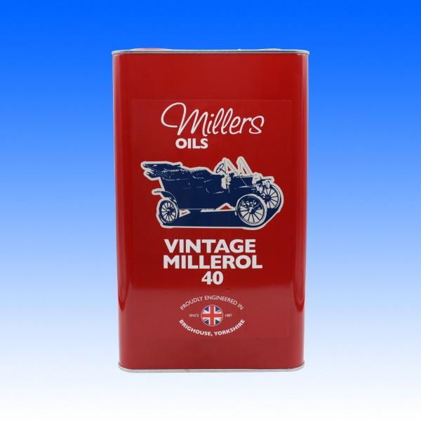 Millers Vintage Millerol 40, 5 Liter