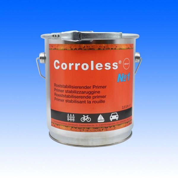 Corroless No.1, 2.5 Liter