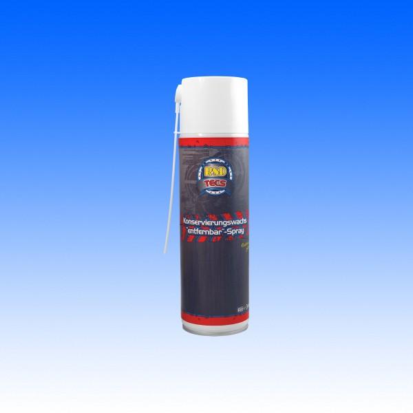 Konservierungswachs entfernbar Spray, 500 ml