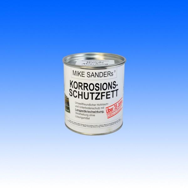 Mike Sanders Korrosionsschutzfett weiche Mischung, 750 g
