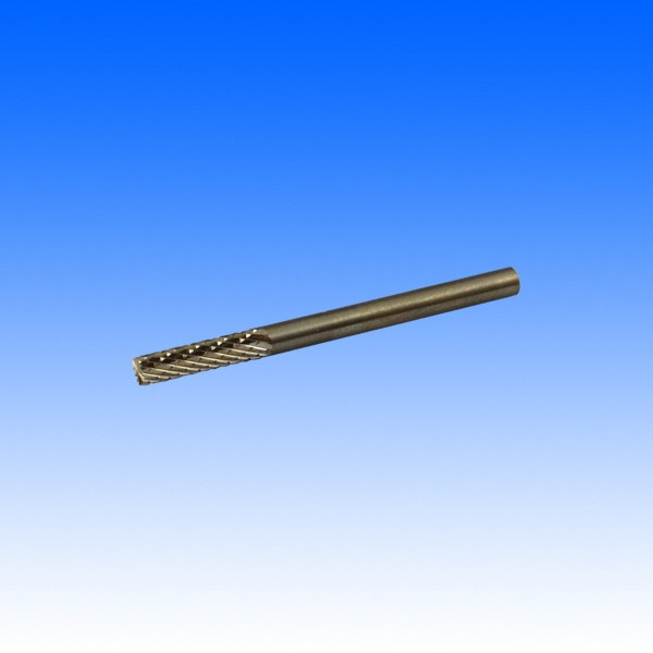Hartmetallfräser, 3 mm Schaft, Zylinder