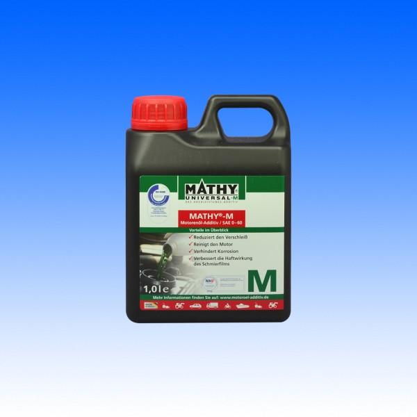 Mathy Universal M Additiv SAE 0-60, 1 Liter