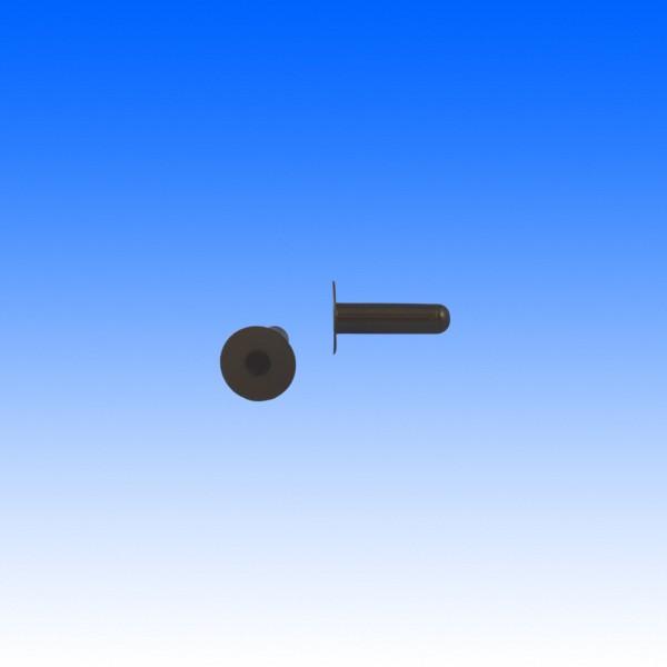 Blindniet Nylonhülsen ø 4.8 mm