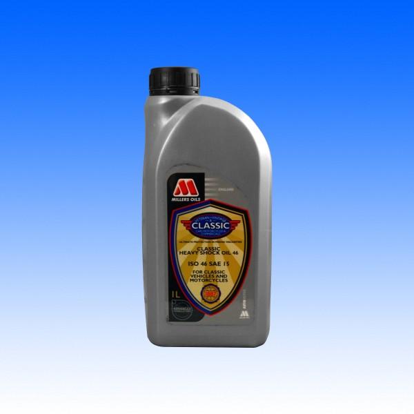 Stoßdämpferöl SAE15, 1Liter