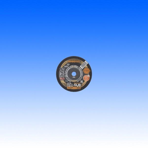 Rhodius Mini-Trennscheibe 50x0.8 mm