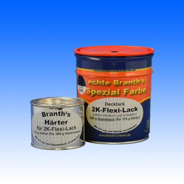 Branths 2K-Flexi, schwarz RAL 9005, 625g