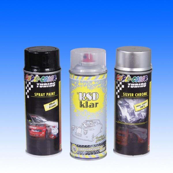 Set Chromeffekt Spray