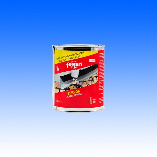Ferpox 1-K Epoxy Primer, 800ml