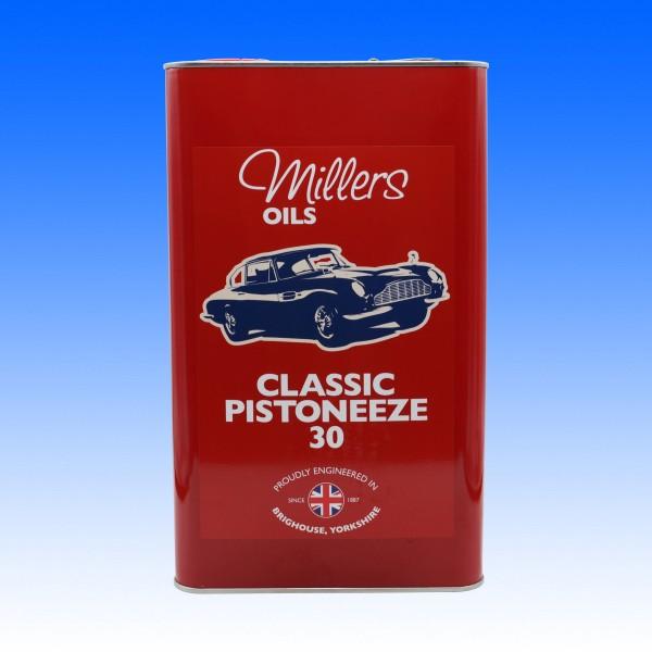 Millers Classic Pistoneeze 30, 5 Liter