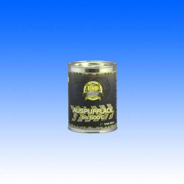 Auspufflack alusilber, 500 ml