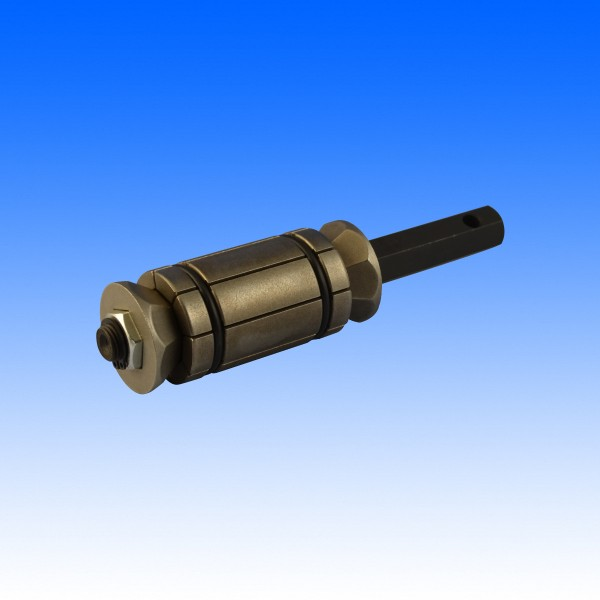 Auspuffrohrweiter klein 36mm-54mm