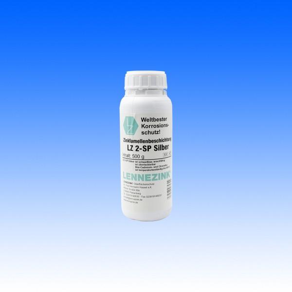 Zinklamellenlack LZ 2-SP, sehr ergiebig, 500 g
