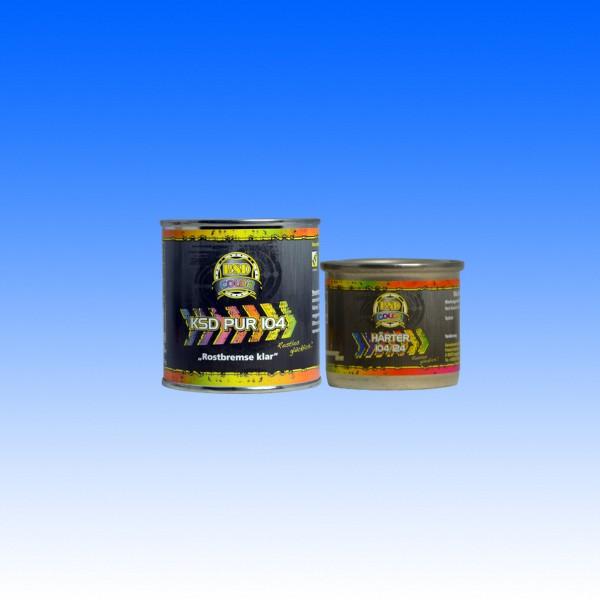 PUR124 Rostbremse schwarz, 200 g