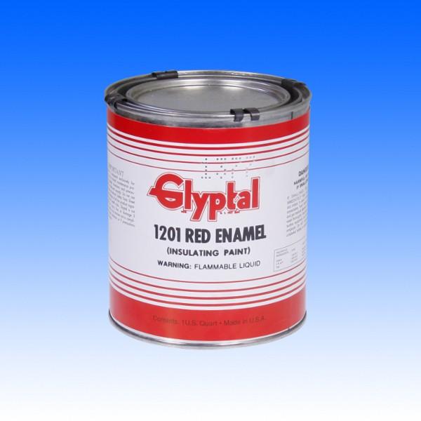 Glyptal Motorlack rot, 946 ml