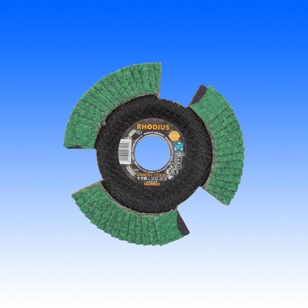 Schleifscheibe LSZ Vision, Körnung 60, 125 mm