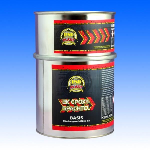 KSD Epoxy-Spachtel leicht styrolfrei 3L/1,8kg, inkl. Härter
