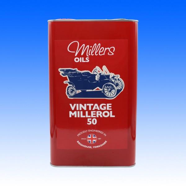 Millers Vintage Millerol 50, 5 Liter