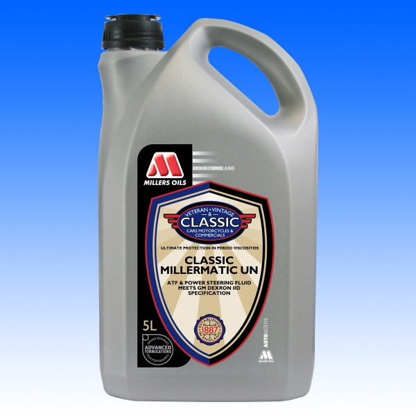 Millermatic ATF UN, Automatikgetriebeöl, 5 Liter