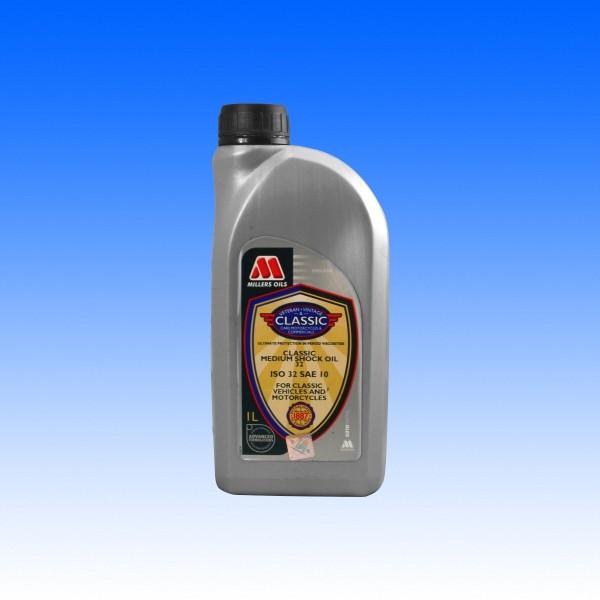 Stoßdämpferöl SAE 10, 1 Liter