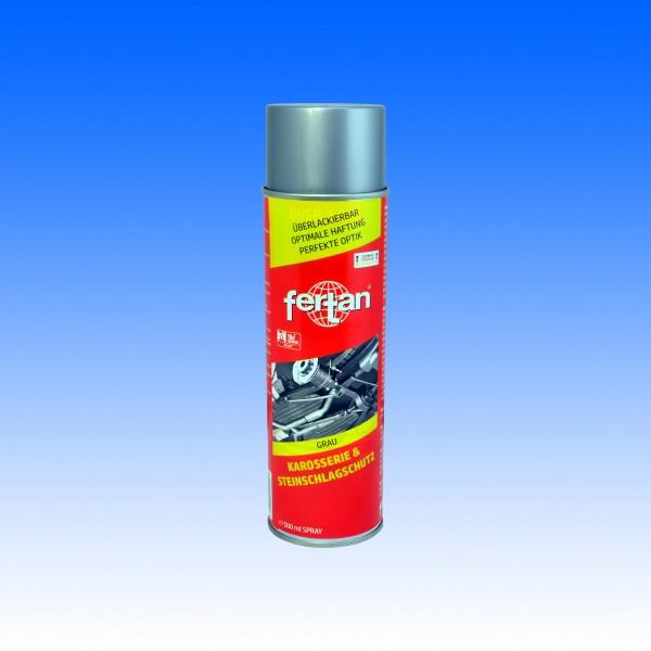 Fertan Karosserie- und Steinschlagschutz grau, 500ml Spraydose
