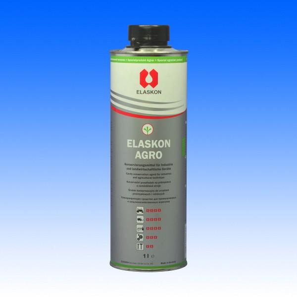 Elaskon Agro 1 Liter Normdose, brauntransparent