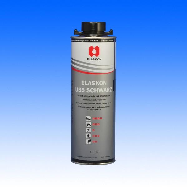 Elaskon UBS schwarz, 1 Liter