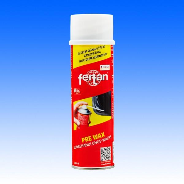Prewax 500 ml Spraydose mit Sonde, Vorversiegelung