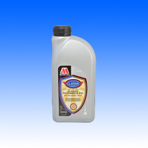 Millers Classic Pistoneeze 50, 1 Liter