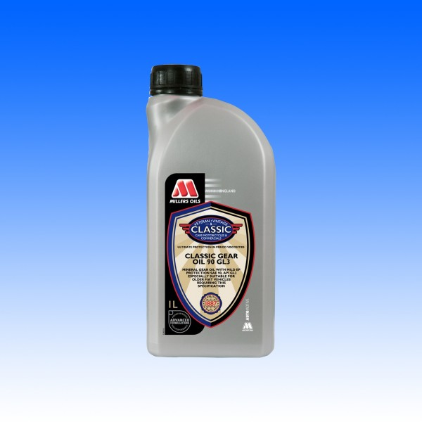 SAE 90 Getriebeöl, Mineralisch, GL3, 1 Liter