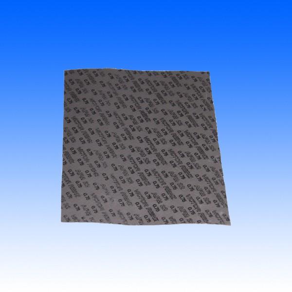 Stahleinlage 0.75 mm (DIN A 4 Platten 20x30 cm)