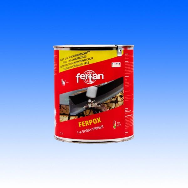 Ferpox 1-K Epoxy Primer, 2Liter