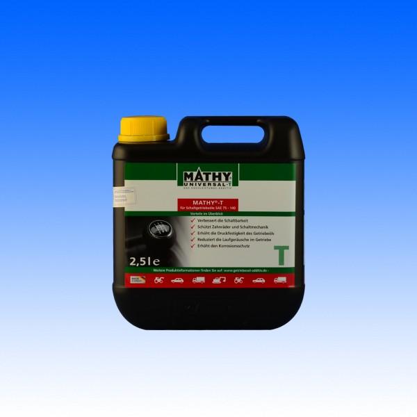 Mathy Universal T Additiv SAE 75-140, 2.5 Liter