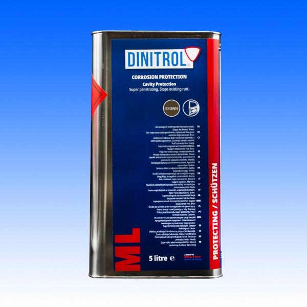 Dinitrol ML zur Vorversieglung Normdose, 5 Liter