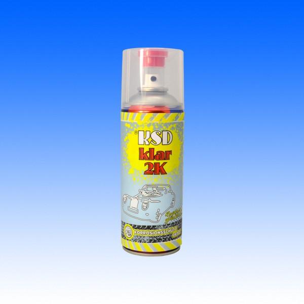 2K-Klarlack KSDklar Spraydose, 400 ml