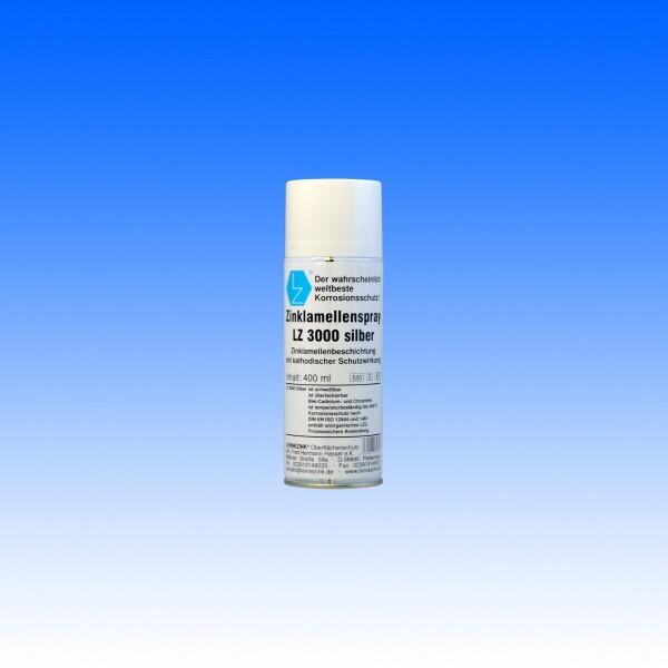 Zinkspray Zinklamellenspray LZ 3000, 400 ml