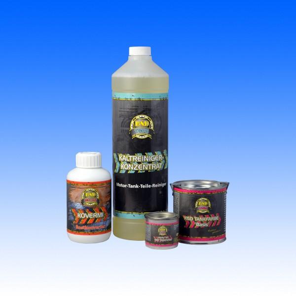 KSD Tankfarbe Grund-Set für Tanks bis 10/15 Liter