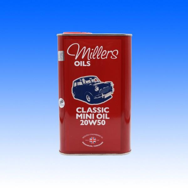Millers Classic Mini Pistoneeze 20W50 1Liter