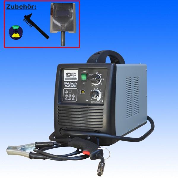 Schutzgasschweißgerät T-166 MIG