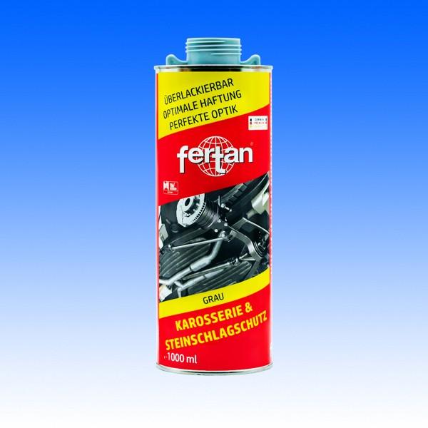 Fertan Karosserie- und Steinschlagschutz grau, 1 Liter