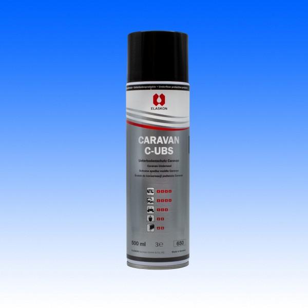 Elaskon Caravan C-UBS schwarz 500ml Spraydose