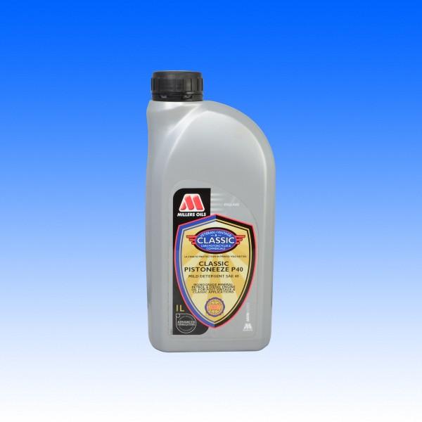 Millers Classic Pistoneeze 40, 1 Liter