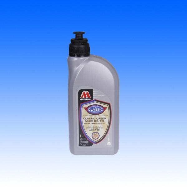 SAE 140 Green Gear Oil 140 Getriebeöl, Mineralisch, GL1, 1 Liter