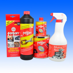 Tankrestaurations-Set Fertan/Tapox für ca. 20 Liter