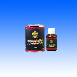 KSD Felgenfarbe 2in1 schwarz seidenglanz 600g